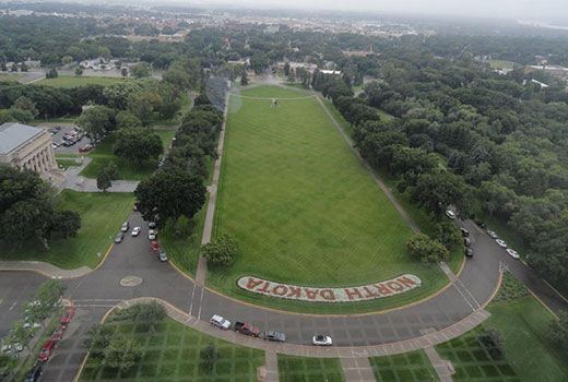 Capitol Lawn.  © Sharon Silengo
